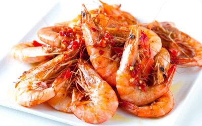 China becomes world's biggest shrimp importer by volume