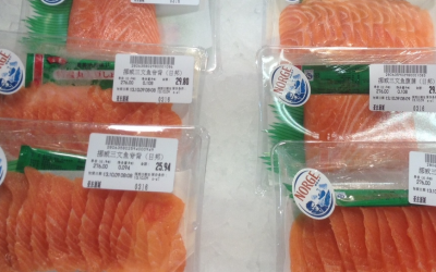 With Great Confidence in Chinese Market, Salmon Exporters Plan For More Direct Access to Consumers